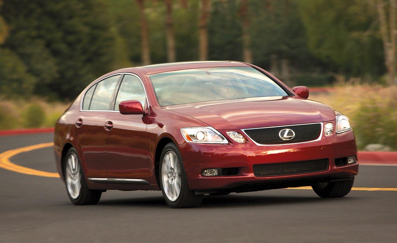2006 lexus gs300 review