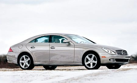 Mercedes Benz Cls Used Cars For Sale