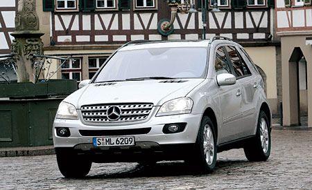 2006 Mercedes Benz M Cl