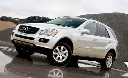 2006 Mercedes-Benz ML350