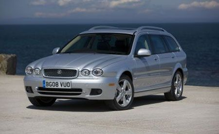 Jaguar X-type Sportwagon