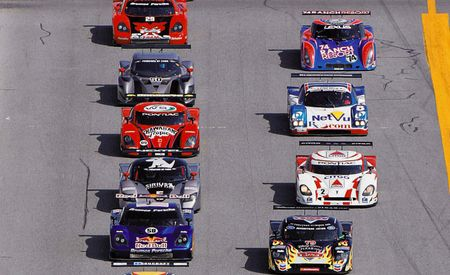 Sports-Car Racing's Brave New World
