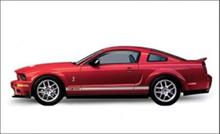 After 35 Years, Another Shelby GT500 Is on the Way