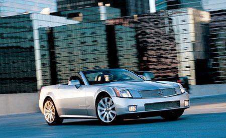 Cadillac Reveals the V-series XLR
