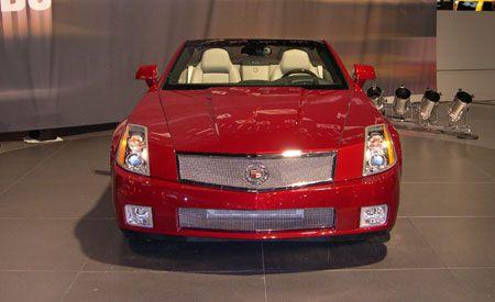 2006 Cadillac Xlr V Instrumented Test Car And Driver