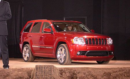 grand jeep daily future cherokee collectibles the