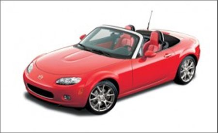 Mazda MX-5 3rd Generation Limited