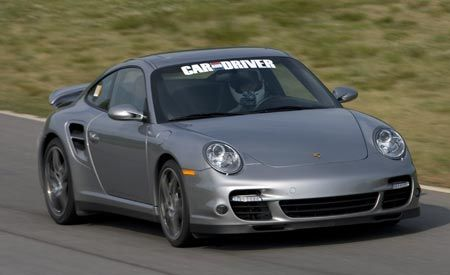 Turbo Porsches, No More Leather, M5s Get Clutches