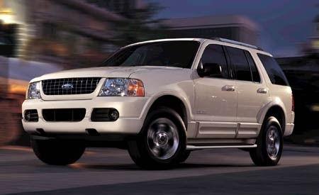 2005 Ford Explorer XLT V-8