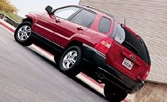 Kia Sportage EX 4WD