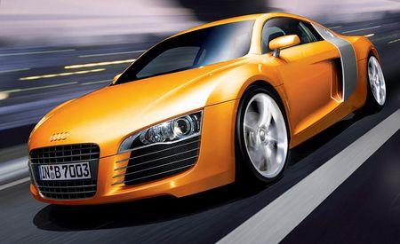 Audi R9 Le Mans