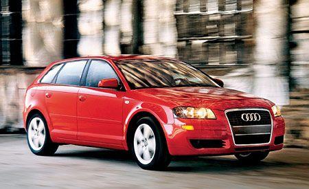 2006 Audi A3 2 0t