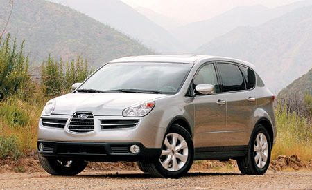 2006 Subaru B9 Tribeca Limited