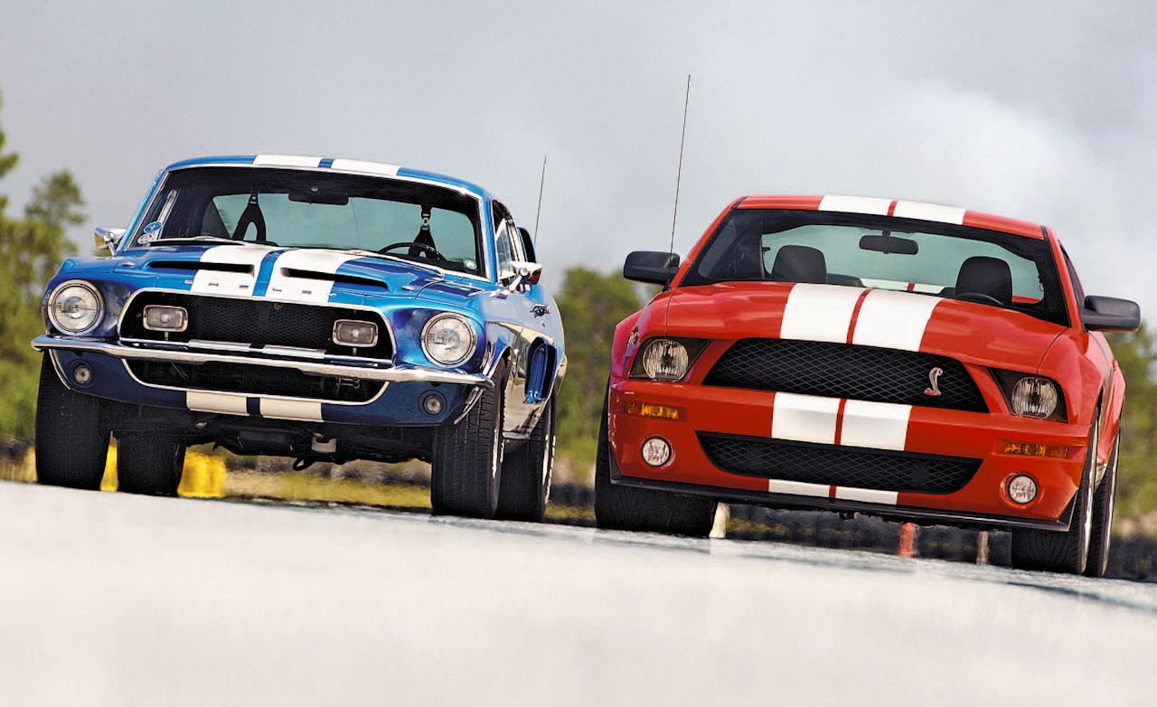 Ford Mustang Shelby Cobra Gt