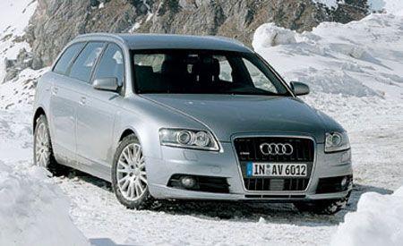 Audi A6 Avant 3.2 V-6