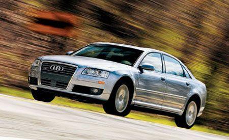 Audi A8L W-12 Quattro