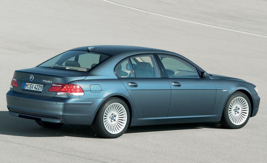 Bmw 750i Instrumented Test Reviews Car And Driver