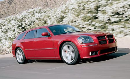 Dodge Magnum Srt Photo S Original