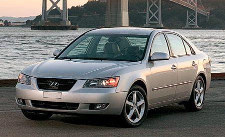 Hyundai Sonata LX