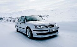 Saab Gets a Turbo V-6