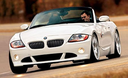 TC Kline Racing BMW Z4