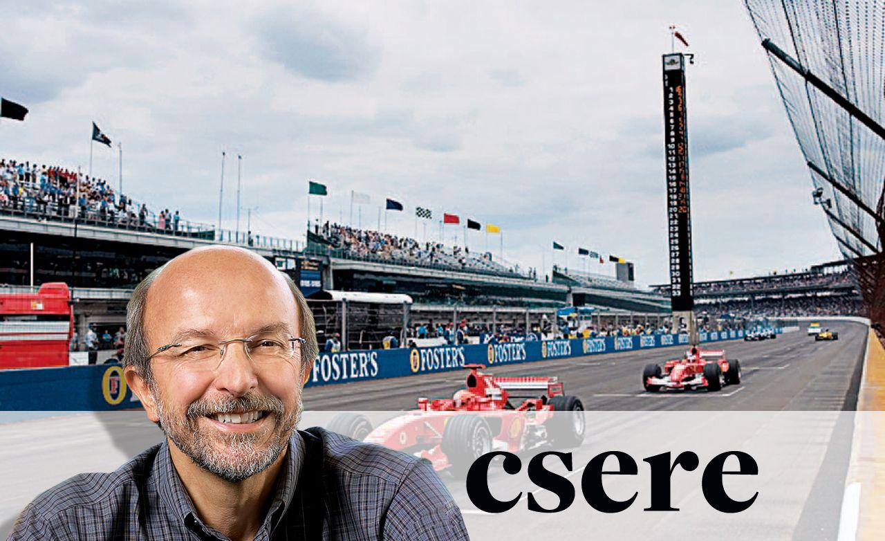 World-Class Formula 1 Fiasco at Indianapolis
