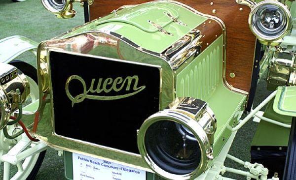 1905 Queen Model E Touring