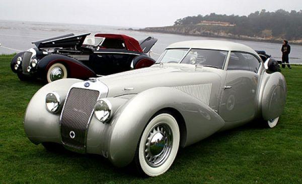 1937 D8-120 S Portout Aero Coupe