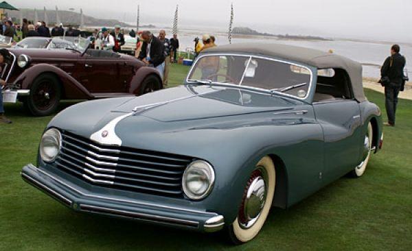 1947 Alfa Romeo 6C 1500 cabriolet