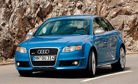 2006 Audi RS 4