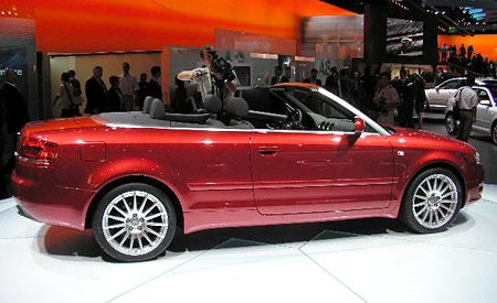 Audi A T Long Term Road Test Review Car And Driver - Audi a4 convertible