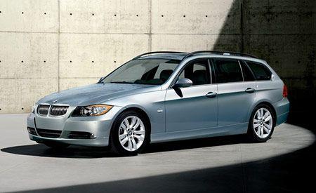 BMW 325Xi Wagon