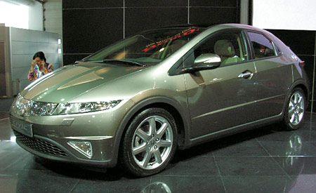 Honda Civic (European version)