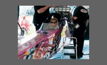Nightmare at a Drag Strip