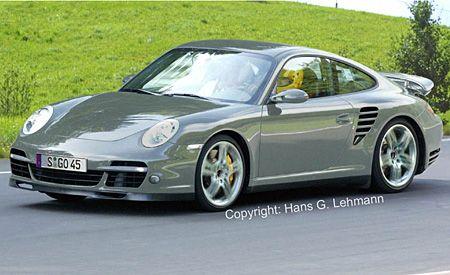 Porsche 997 911 Turbo