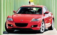 performance rh caranddriver com Mazda RX-8 Coupe 2006 Mazda RX-8 Specs