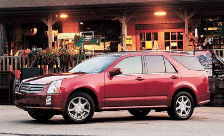 2005 Cadillac SRX V-8