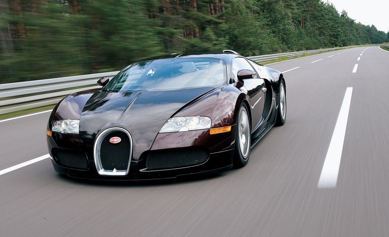 Beau 2006 Bugatti Veyron 16.4