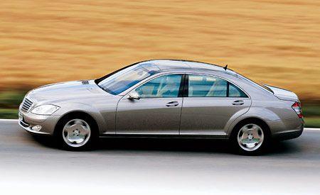 2007 Mercedes-Benz S-Class