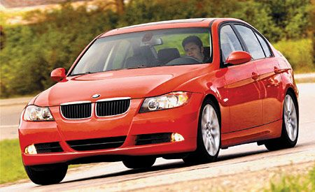 BMW I Short Take Road Test Reviews Car And Driver - Bmw 3251