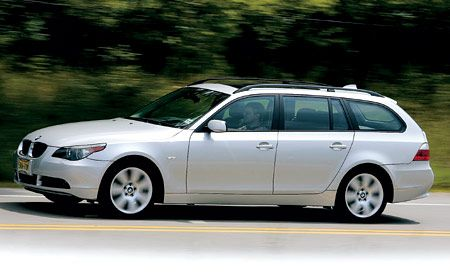 BMW Xi Sport Wagon Short Take Road Test Reviews Car And - 530xi bmw