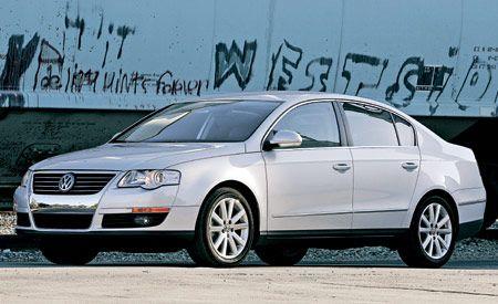 Volkswagen Passat 3.6