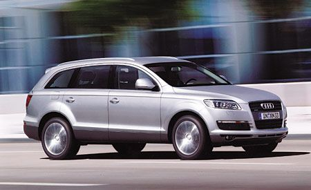 Audi Arrives Late to the SUV Trough