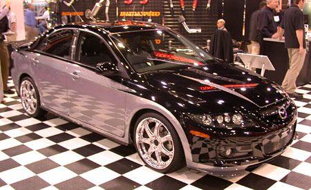 DG Motorsports Mazdaspeed6