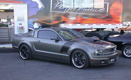 Foose Mustang Stallion