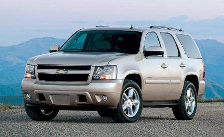 GM's Full-Size SUVs Debut
