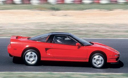 It's Doomsday for the NSX