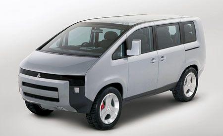 Mitsubishi Concept D:5