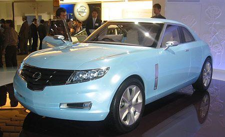 Nissan Foria