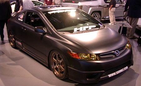 Skunk2 Racing Stealth Civic SiR